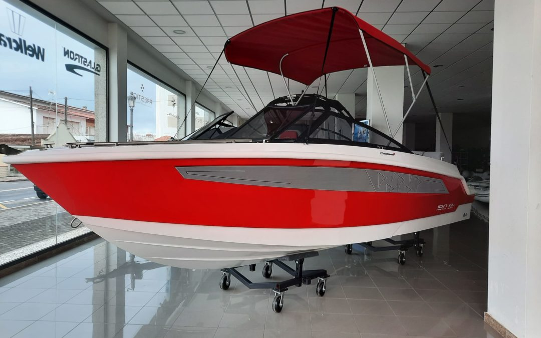 COMPASS 190 BR BOW RIDER